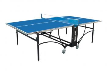 Теннисный стол Donic Tornado-AL-Outdoor 4 мм синий, уличный