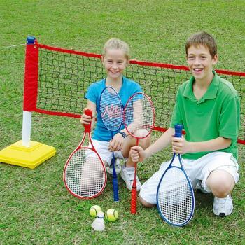 Набор детский DFC для игры в бадминтон и теннис, арт. GOAL228A