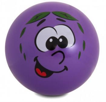 Мяч силиконовый Larsen Слива 15 см