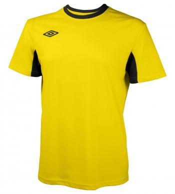 Форма  игровая Umbro 62111+62159 желтый/желтый