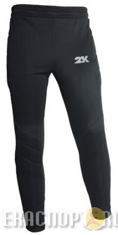 Вратарские брюки 2К 120616 р-р XXL
