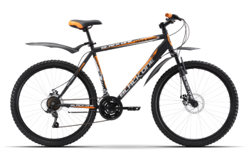 Велосипед Black One Hooligan 26 D 18