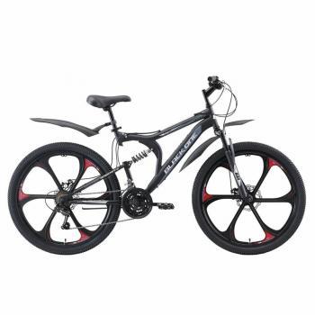 Велосипед Black One Totem FS 26 D