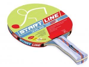 Ракетка для настольного тенниса Start Line Level 400 60-513 анатомическая
