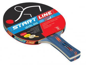 Ракетка для настольного тенниса Start Line Level 500 анатомическая