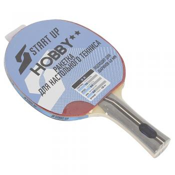 Ракетка для настольного тенниса Start Up Hobby 2**, арт. 9874