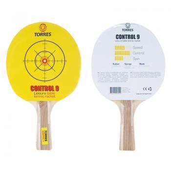 Ракетка для настольного тенниса Torres Control 9, арт. TT0002