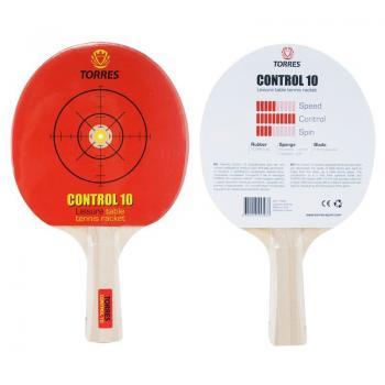 Ракетка для настольного тенниса Torres Control 10, арт. TT0001