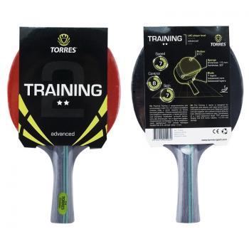 Ракетка для настольного тенниса Torres Training 2*, арт. TT0006