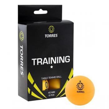 Мяч для настольного тенниса Torres 1*,  TT0015