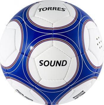 Мяч ф/б Torres Sound р.5 F30255
