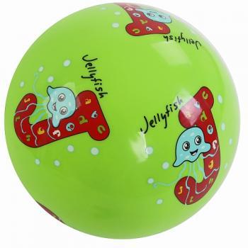 Мяч силиконовый Larsen Медуза 23 см GSS-5