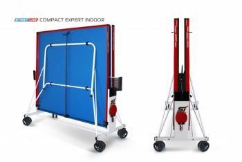 Стол теннисный Compact Expert Indoor 6042-2