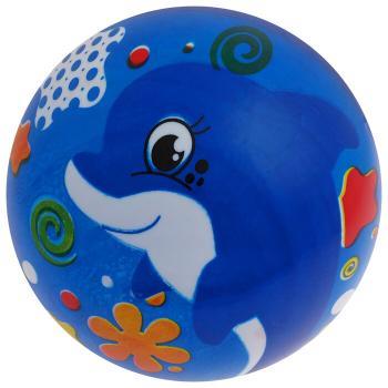 """Мяч дет.""""Дельфинчик"""" 22см 60 гр 4160693"""