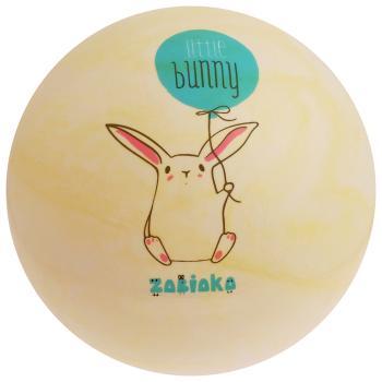 """Мяч дет.""""Маленький заяц"""" 22см 60 гр 4160703"""