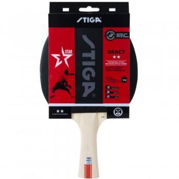 Ракетка  н/т  STIGA React 2зв 1212-8418