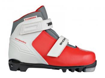 Ботинки лыж. TREK Snowrock NNN