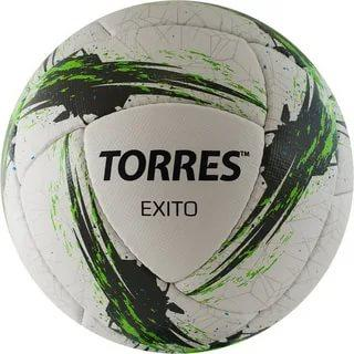 Мяч ф/б Torres Extro р.5 микрофибра белый F42095