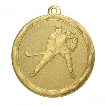 Медаль хоккей 50мм MZ 74-50