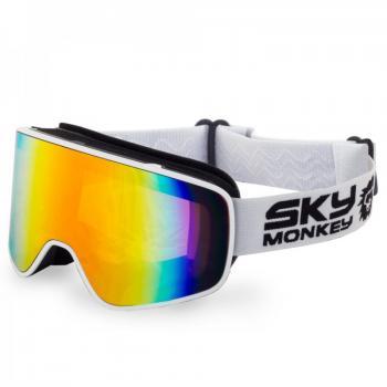 Очки горнолыжные Sky Monkey SR44 RV WH SR44