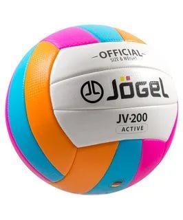 Мяч в/б  Jogel JV-200 9339