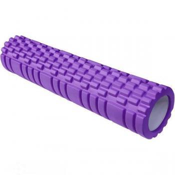 Ролик для йоги 61*13,5см(ЭВА/АБС) E29390