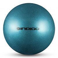 Мяч для худ.гимнастики  19 см 400гр INDIGO