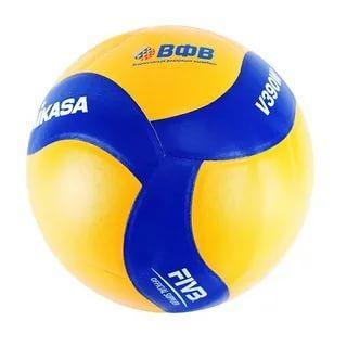 Мяч в/б MIKASA №5 V390W FIVB синт(ПУ) V390W