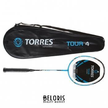 Ракетка бадминтона TORRES Tour4 BD-501