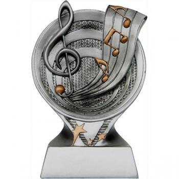фигура литая Музыка RS501