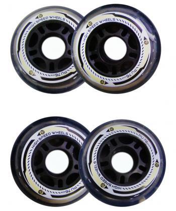 Колеса роликовые Larsen IW70 (4 шт)
