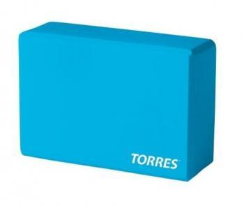 Блок для йоги Torres 8*15*23