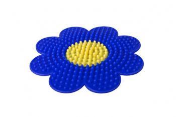 Коврик массажный Цветок