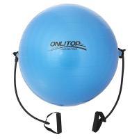 Мяч гимнастический с эспандером 739944