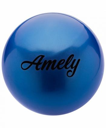 Мяч гимнастический Amely 19 см AGB-101