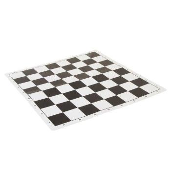 Доска шахматная из гофрокартона со сгибом